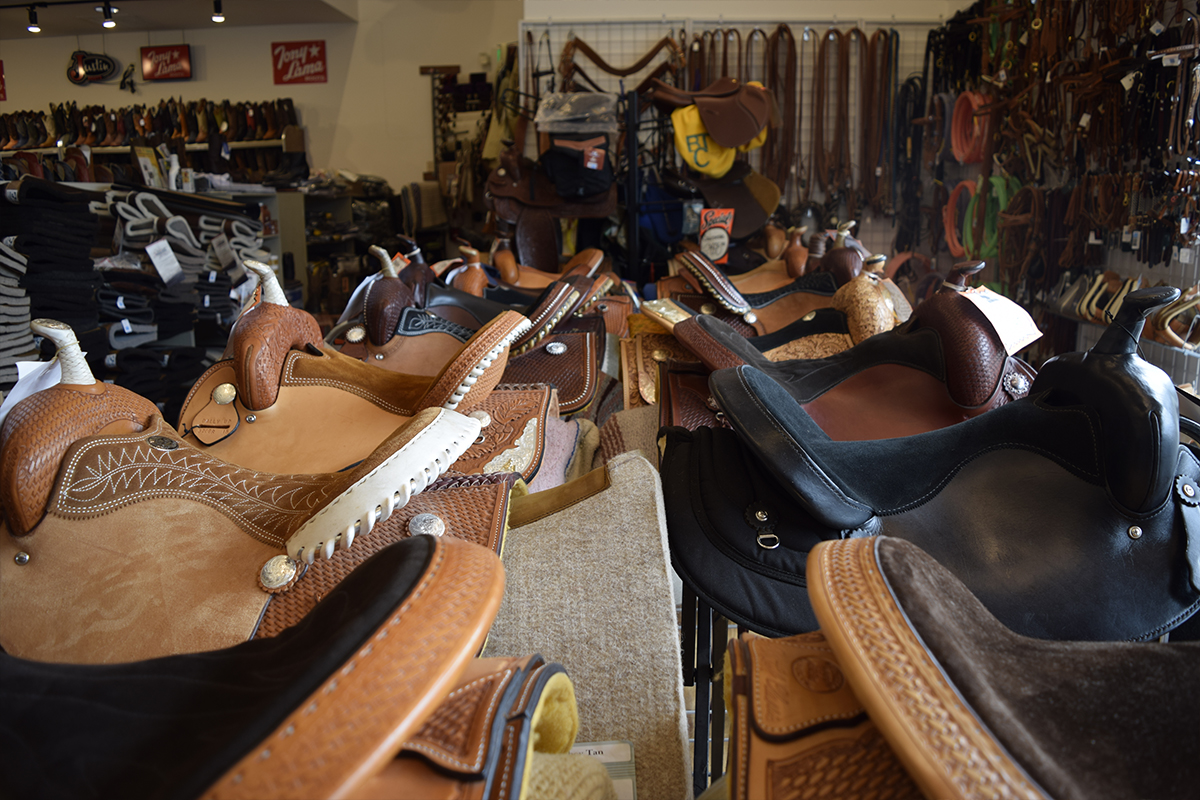 Products - Saddles